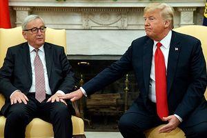 Chiến tranh thương mại Mỹ - EU có thực sự đã được hóa giải?