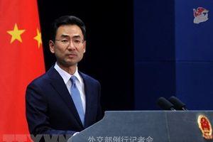 Trung Quốc sẵn sàng hợp tác với ban lãnh đạo mới của Pakistan