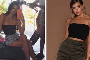 Đẳng cấp hot girl Hollywood: Mặc áo hai dây rẻ tiền cũng quá đẹp!