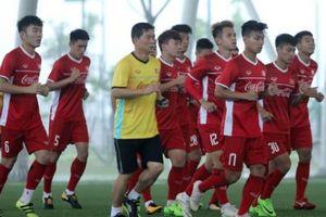 U23 Việt Nam được 'trời giúp' ở ASIAD 18