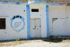 Quân đội Syria phát hiện căn cứ của tổ chức 'Mũ trắng'