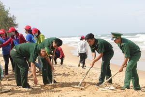 Chiến dịch 'Hãy làm sạch biển' năm 2018 hướng tới có ít nhất 28.000 người tham gia