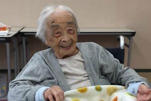Người thọ nhất thế giới qua đời ở tuổi 117
