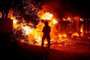Cháy rừng kinh hoàng ở California: Hơn 120.000 người phải sơ tán
