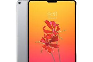 Rộ tin iPad Pro 2018 trang bị màn hình tai thỏ viền cực mỏng