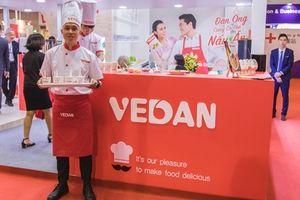 Vedan góp mặt tại Triển lãm Taiwan Expo 2018
