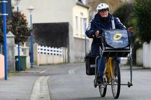 Pháp: Ngành bưu chính xoay sở 'kiếm cơm' với những dịch vụ mới