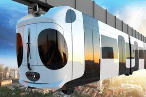 Đà Nẵng: Đề xuất xây 2 tuyến tàu điện không người lái trên cao