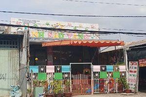Bắt giữ cô giáo tát liên tục vào mặt trẻ ở huyện Bình Chánh