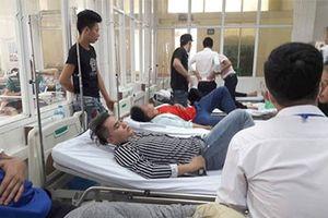 Thêm một vụ ngộ độc thực phẩm tập thể tại xã Vân Canh