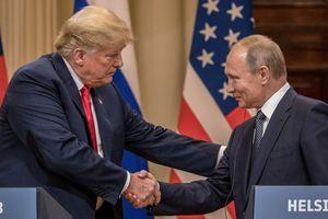 Tổng thống Nga Putin mời người đồng cấp Mỹ thăm Moscow