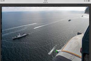 Diễn tập quân sự giữa Ukraine và NATO tại Biển Đen