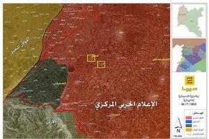 Quân tinh nhuệ Syria đập tan chiến tuyến IS, quét sạch 50% diện tích tây bắc Syria