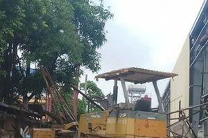 Thanh Hóa: 4 công nhân thương vong vì sập tường rào khi dọn vệ sinh nhà xưởng