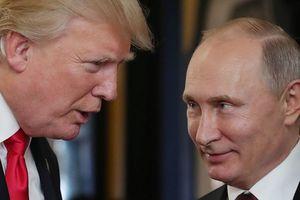 Tổng thống Donald Trump đã sẵn sàng đến thăm Moscow