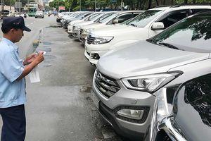 23 tuyến đường chuẩn bị thu phí đậu xe theo giờ