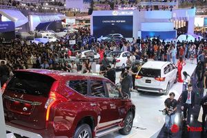 Xe miễn thuế từ Thái Lan, Indonesia chiếm trên 90% lượng xe nhập khẩu vào Việt Nam
