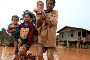 Đã phát hiện sụt lún trước khi đập thủy điện Lào vỡ