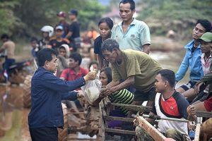 Vỡ đập thủy điện ở Lào: Đà Nẵng hỗ trợ hơn 2,3 tỉ đồng