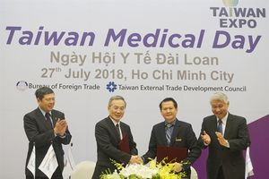 Hợp tác hỗ trợ, phát triển y tế