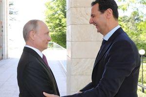 Tổng thống Assad nói cần Nga để làm gì?