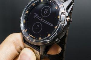 Garmin giới thiệu đồng hồ thông minh mới với tính năng 'độc nhất vô nhị'
