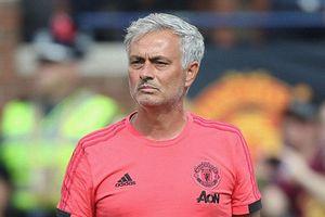 Mourinho nguy cơ bị sa thải đầu tiên tại Ngoại hạng Anh 2018/19