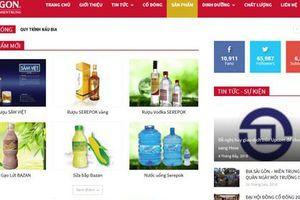 Bia Sài Gòn - Miền Trung lên sàn HOSE với giá 31.300 đồng/cổ phiếu