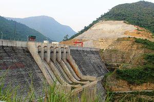 Vận hành hồ chứa thủy điện lớn nhất Nghệ An để cắt giảm lũ cho vùng hạ du