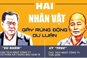 Hôm nay, xét xử Vũ 'nhôm', 'Út trọc' tại Hà Nội