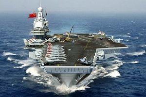 Siêu tàu sân bay hạt nhân của Trung Quốc đã bắt đầu được lắp ráp?
