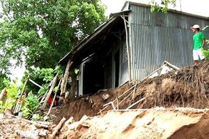 Bắc Bộ mưa gián đoạn, đề phòng sạt lở đất