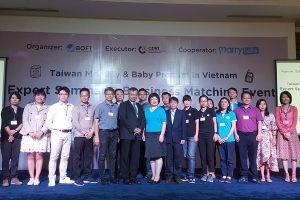 Sản phẩm chăm sóc mẹ và bé Đài Loan tìm kiếm cơ hội tại Việt Nam