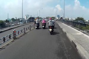 Tp.HCM: Cấm xe tải trên 8 tấn lưu thông trên cầu chữ Y