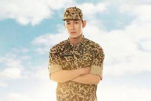 Diễn viên Song Luân: 'Khó khăn lớn nhất là tôi chưa từng là quân nhân'