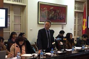 Ông Tô Văn Động tiếp tục làm Giám đốc Sở Văn hóa, Thể thao Hà Nội
