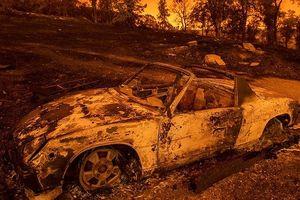 Cháy rừng nghiêm trọng ở Mỹ làm 5 người chết