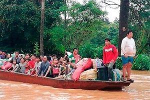 Lào phối hợp Hàn Quốc và Thái Lan điều tra vụ vỡ đập thủy điện