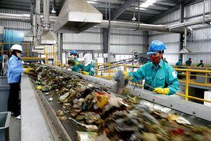 Hà Nội: Tăng cường bảo đảm an toàn các khu xử lý chất thải đợt mưa bão