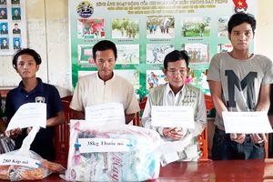 Quảng Nam: Khởi tố 4 đối tượng vận chuyến trái phép vật liệu nổ