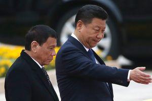 Philippines thất vọng vì lời hứa 'đầu tư 24 tỷ USD' của Trung Quốc chưa được thực hiện?