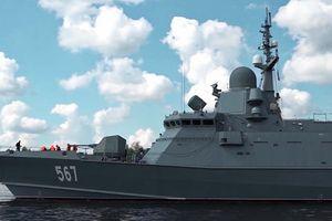 Nga muốn bán hộ vệ hạm mang tên lửa Kalibr hiện đại cho Việt Nam