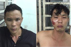 Nhóm hiệp sĩ tóm gọn 2 kẻ trộm xe máy ở Bình Dương