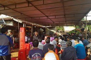 Cán bộ tư pháp ở Đắk Lắk treo cổ tự tử trong vườn cà phê