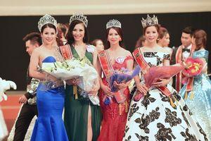Hoa Hậu Nhân Ái Ly Nguyễn rạng rỡ trong vai trò giám khảo chung kết cuộc thi Tìm Kiếm Thiên Tài Nhí 2018