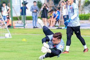 Phát hành vé bảo mật cao xem Olympic Việt Nam thi đấu