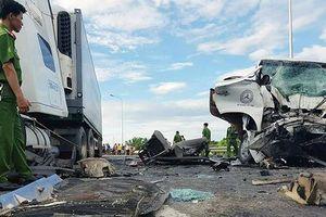 Tài xế xe rước dâu ngủ gật gây tai nạn thảm khốc làm 13 người chết?
