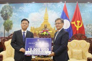 Bộ Tư pháp hỗ trợ khắc phục hậu quả sự cố vỡ đập thủy điện tại tỉnh AttaPeu Lào