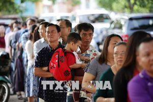 Sự lựa chọn của cử tri Campuchia