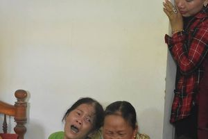 Vụ tai nạn kinh hoàng ở Quảng Nam: Tiếng gào khóc xé lòng, thấu trời Quảng Trị